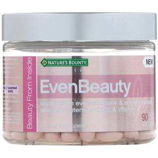 Nature's Bounty, EvenBeauty, 90 Softgels