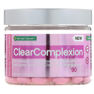 Nature's Bounty, ClearComplexion, 90 Cápsulas Gelatinosas