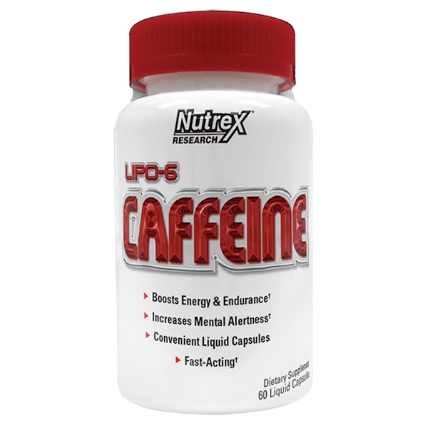 Nutrex Research, Lipo-6 Caffine, 60 Liquid Capsules (Discontinued Item)