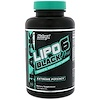 Nutrex Research Labs, Lipo-6 Black, Hers, Extreme Potency, 120 Capsules