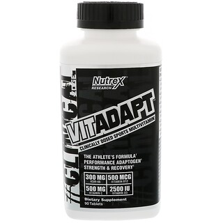 Nutrex Research Labs, Vitadapt、90嬢