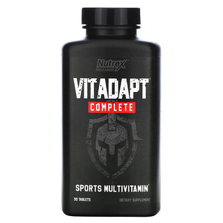 Nutrex Research, Vitadapt Complete, Sports Multivitamin, 90 Tablets