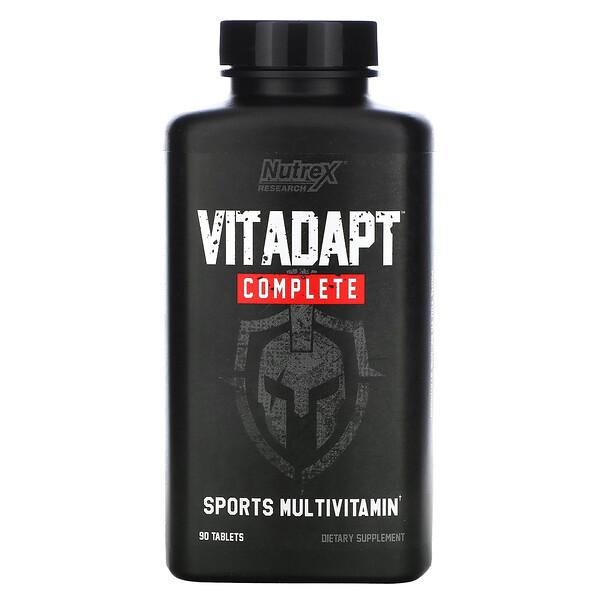 Vitadapt Complete, Sports Multivitamin, 90 Tablets