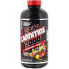 Nutrex Research, Carnitina Líquida 3000, Doce de Frutas, 16 fl oz (480 ml)