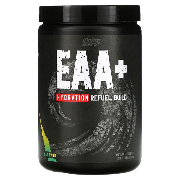 EAA+ Hydration, Maui Twist, 13.8 oz (390 g)