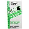 Серия Natural, натуральная жиросжигающая добавка Lipo-6, на растительной основе, 60растительных капсул