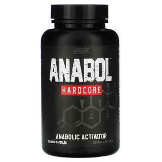 Nutrex Research, Anabol Hardcore, 60 Liquid Capsules