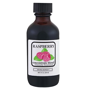 Натурал Соурсес, Raspberry Concentrate Blend, 2 fl oz (60 ml) отзывы покупателей