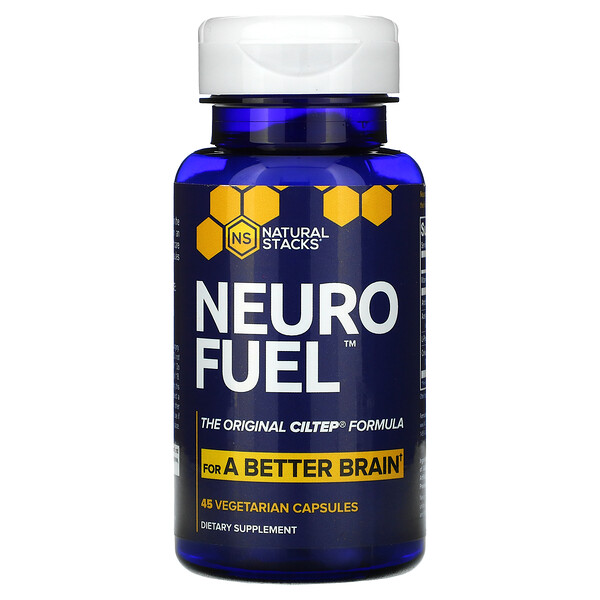 Neuro Fuel, 45 Vegetarian Capsules