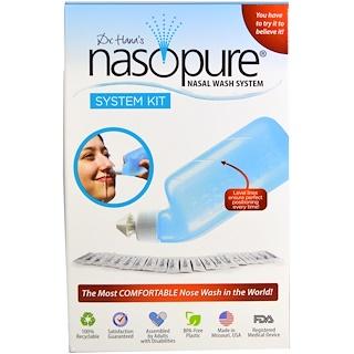 Nasopure, Nasal Wash System, System Kit, 1 Kit