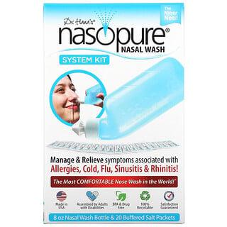 Nasopure, Nasal Wash System Kit, 1 Kit