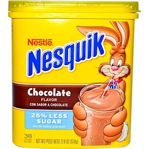 Нэскуик, Nestle, Chocolate Flavor, 21.8 oz (618 g) отзывы
