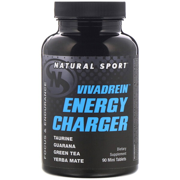 Vivadrein Energy Charger, 90 Mini Tablets