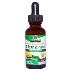 Nature's Answer, Chamomile, Alcohol-Free, 1 fl oz (30 ml)