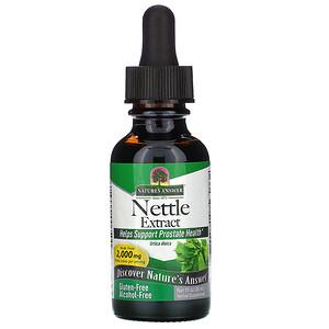Натурес Ансвер, Nettle Extract, 2,000 mg, 1 fl oz (30 ml) отзывы