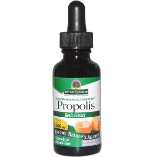 Nature's Answer, プロポリス、アルコールフリー、2,000 mg、1液量オンス (30 ml)