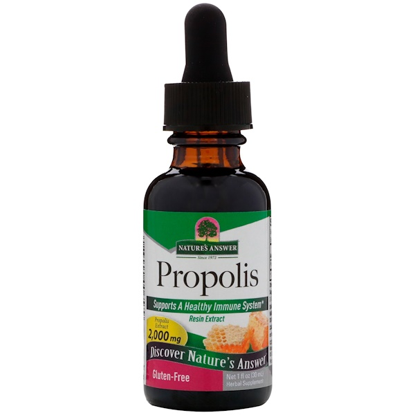 Própolis, 2.000 mg, 30 ml (1 oz)