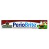 Nature's Answer, PerioBrite,天然潔白牙膏,含輔酶 Q10 和葉酸,肉桂薄荷,4 盎司(113.4 克)