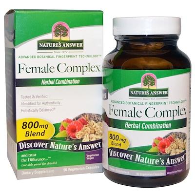 Комплекс трав для женского здоровья, 800 мг, 90 капсул комплекс аминокислот geon омега ликопин 700 мг 90 капсул