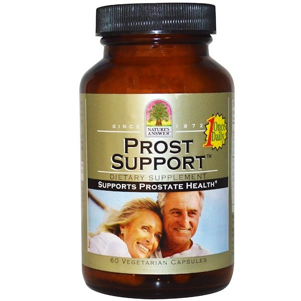 Nature's Answer, ProstSupport, 60 Veggie Caps (Discontinued Item)