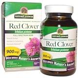 Отзывы о Nature's Answer, Красный клевер, 900 мг, 90 капсул на растительной основе