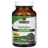 Nature's Answer, Spirulina, 400 mg, 90 Vegetarian Capsules
