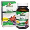 Nature's Answer, Reishi, Standardized Herbal Extract, 1,000 mg, 60 Vegetarian Capsules
