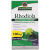 Nature's Answer, Rhodiola, 100 mg, 60 Vegetarian Capsules