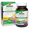 Nature's Answer, White Willow with Feverfew, 500 mg, 60 Vegetarian Capsules