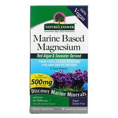 Nature's Answer, 海洋基鎂,250 毫克,90 粒素食膠囊