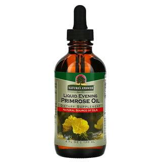 Nature's Answer, Liquid Evening Primrose Oil, 4 fl oz (120 ml)