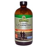 Отзывы о Nature's Answer, Жидкий L-карнитин, натуральный малиновый ароматизатор, 16 жидких унций (480 мл)