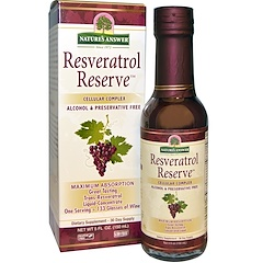 Nature's Answer, Resveratrol Reserve, Cellular Complex, 5 fl oz (150 ml)