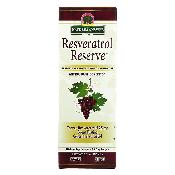 Resveratrol Reserve, 5 fl oz (150 ml)