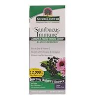 Бузина для иммунитета, 12000 мг, 8 жидк. унц. (240 мл) - фото