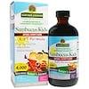 Nature's Answer, Формула с бузиной для детей, натуральный вишневый ароматизатор, 4000 мг, 8 жидк. унц. (240 мл) (Discontinued Item)