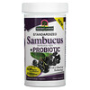 Nature's Answer, Sambucus + Probiotic, 60 Vegan DuoCap Capsules