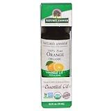 Отзывы о Nature's Answer, Органические эфирные масла, масло апельсина, 0,5 жидких унций (15 мл)