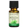 Nature's Answer, Organic Essential Oil, 100% Pure Peppermint, 0.5 fl oz (15 ml)