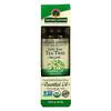 Nature's Answer, Organic Essential Oil, 100% Pure Tea Tree, 0.5 fl oz (15 ml)