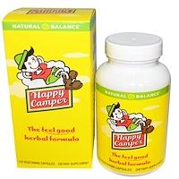 Happy Camper (Счастливый Отдыхающий) 120 овощных капсул - фото