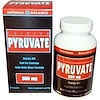 Natural Balance, Calcium Pyruvate, 600 mg, 90 Capsules (Discontinued Item)