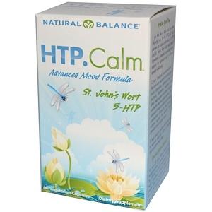 Натуре Баланс, HTP.Calm, 60 Veggie Caps отзывы