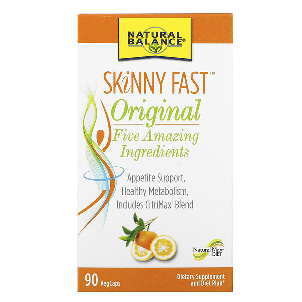 SKiNNY FAST, Original, 90 VegCaps