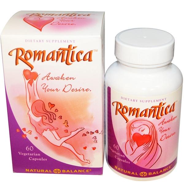 Natural Balance, Romantica, 60 Veggie Caps (Discontinued Item)