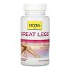 Natural Balance, Great Legs, Ultra Enhanced Vein Formula, 60 Veggie Caps