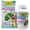Natural Balance, Glucomannan, Maximum Strength, 666 mg, 90 Capsules