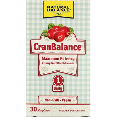 CranBalance, Urinary Tract Health Formula, 30 VegCaps александр григорьев волшебныйлес сказка
