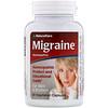 NaturalCare, Migraine, For Men and Women, 60 Vegetarian Capsules