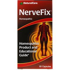 NaturalCare, Nerve Fix,60 粒膠囊